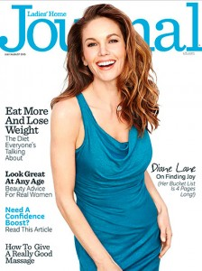 Ladies Home Journal July August 2013
