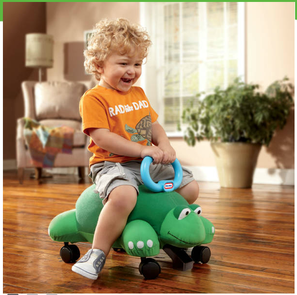 Little Tikes Pillow Racers For 22 49 Free Shipping 44