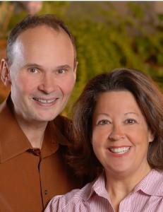 Mark Harper and Deb