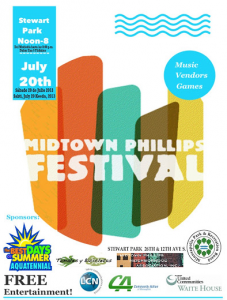 Midtown Phillips Festival