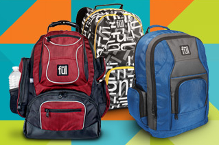 OfficeMax: Select Backpacks for 1  ¢ (Yes, 1  ¢!) After MaxPerks Rewards (Exp 8/3)