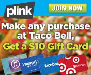 Plink Taco Bell