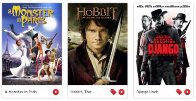 Redbox Instant streaming movies