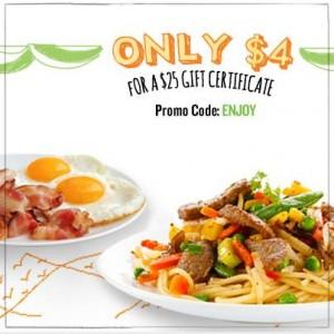 Restaurant.com ENJOY