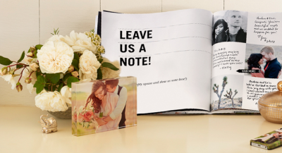 Shutterfly free wedding guestbook