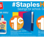Staples penny deals 7.28