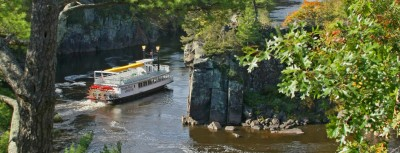 Taylors Falls boat tour