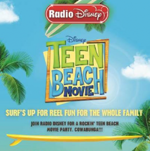 Teen Beach Movie Premiere Party