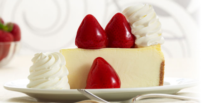 The Cheesecake Factory National Cheesecake Day