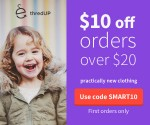 thredUP: New Customers Get $10 Off $20+ of Practically-New Kids' or Women's Clothing (Exp 7/19)