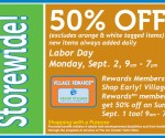 Twin Cities Deals: Arc's Value Village and Goodwill Labor Day Sales, ScoreBig Credit + More