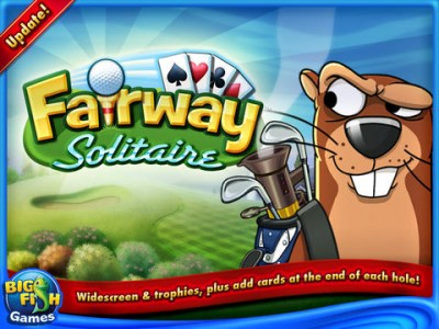 Fairway Solitaire free version