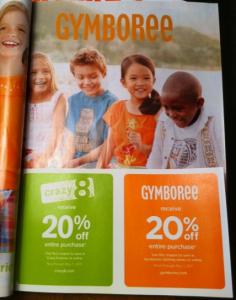 parents magazine gymboree coupon 2019