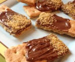 Nutella-Grahams