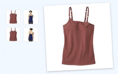 Target nursing camis