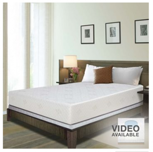 Cheap Independent Sleep Convoluted Gel Memory Foam, Full