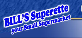 Bill's Superette