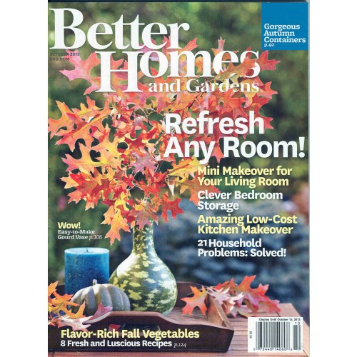Magazine Deals Free Better Homes and Gardens Subscription More