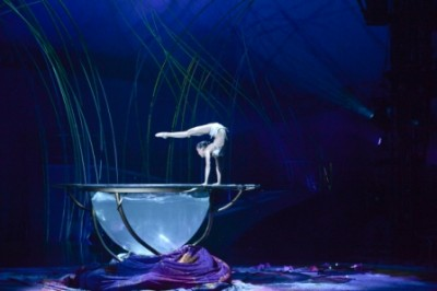 Cirque de Soleil Amaluna Review Water Bowl