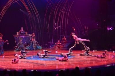 Cirque de Soleil Amalune Review JeuxIcariens