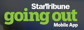 Star Tribune Going Out app