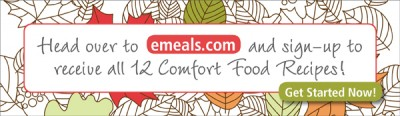 eMeals Comfort Food Recipes