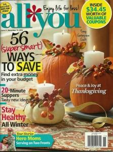 All You November 2013