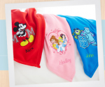 Disney Store: Personalized Fleece Throws and Pullovers for $9 + Shipping (Exp 11/11)