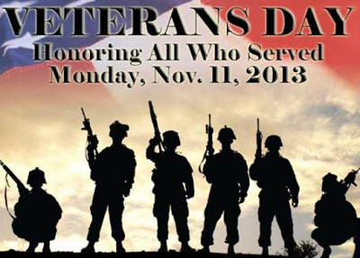 In Their Own Words Veterans Day