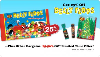 Jelly Belly Black Friday