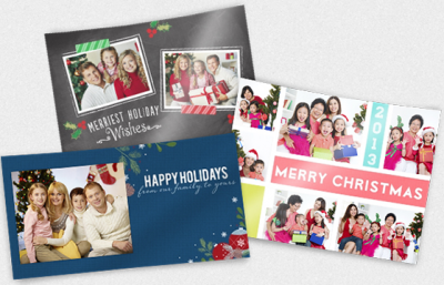 Sam's Club photo greeting cards