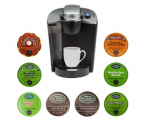 Keurig B145 Brewer and 192 K-Cups for $134.99 Shipped ($235 Value)