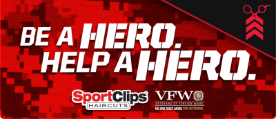 Sport Clips free haircut