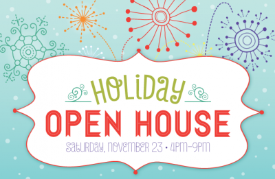 Woodbury Lakes Holiday Open House