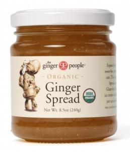 Abe's Market Organic Ginger Spread 3 pk.