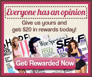 RewardSurvey CenterPoint