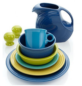 Get the lowest prices weu0027ve seen on Fiestaware dishes today at Macyu0027s. This brand of dinnerware has 4-piece place settings on sale for $29.99 ...  sc 1 st  Pocket Your Dollars & Fiestaware Sets for $22.49 + Free Shipping on $75+ from Macyu0027s