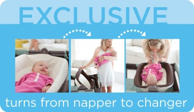 Napper Pack n Play Pack n Play Napper Changer