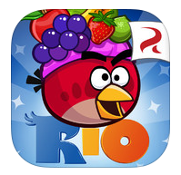 Angry Birds Rio on the App Store on iTunes