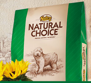 Get Free NUTRO® NATURAL CHOICE® Dog Food With Mail-In Rebate - The Nutro Company