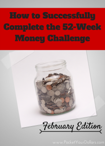 52-Week Money Challenge