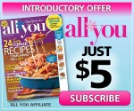 *REMINDER* All You Magazine Deal: 12 Issues for Only $5 ($0.42/issue) (Exp 3/31)