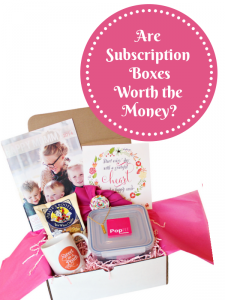 Are Subscription Boxes Worth the Money-
