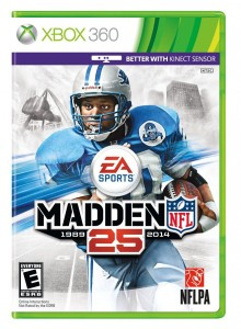 Madden NFL 25 for PS3 or Xbox 360 Free After Rebate + Free Internet Security Software (Exp 2/28)
