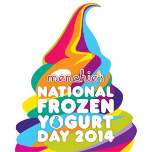 Menchie's free frozen yogurt