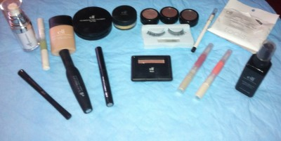 e.l.f. Cosmetics Review by Pocketeer Emily Rinke