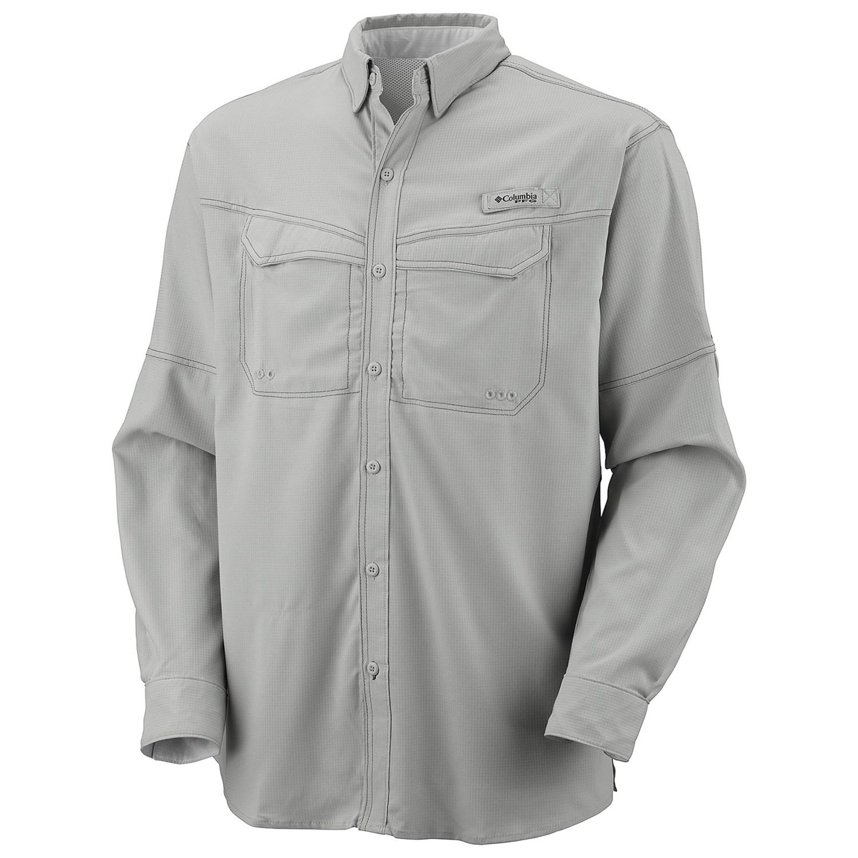 Columbia fishing shirts as low as from sierra for Toddler columbia fishing shirt