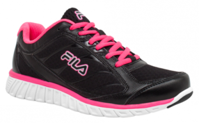 Fila women white vapour sports shoes