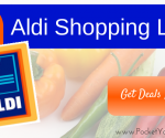 Aldi shopping list logo