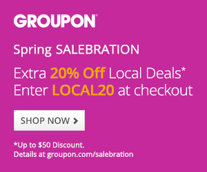 Groupon Coupon Code 20 Off Any Local Deal Exp 3 19